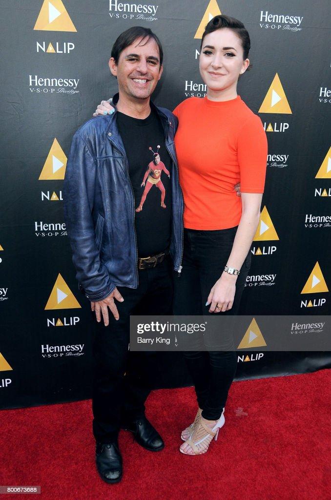 NALIP 2017 Latino Media Awards - Arrivals