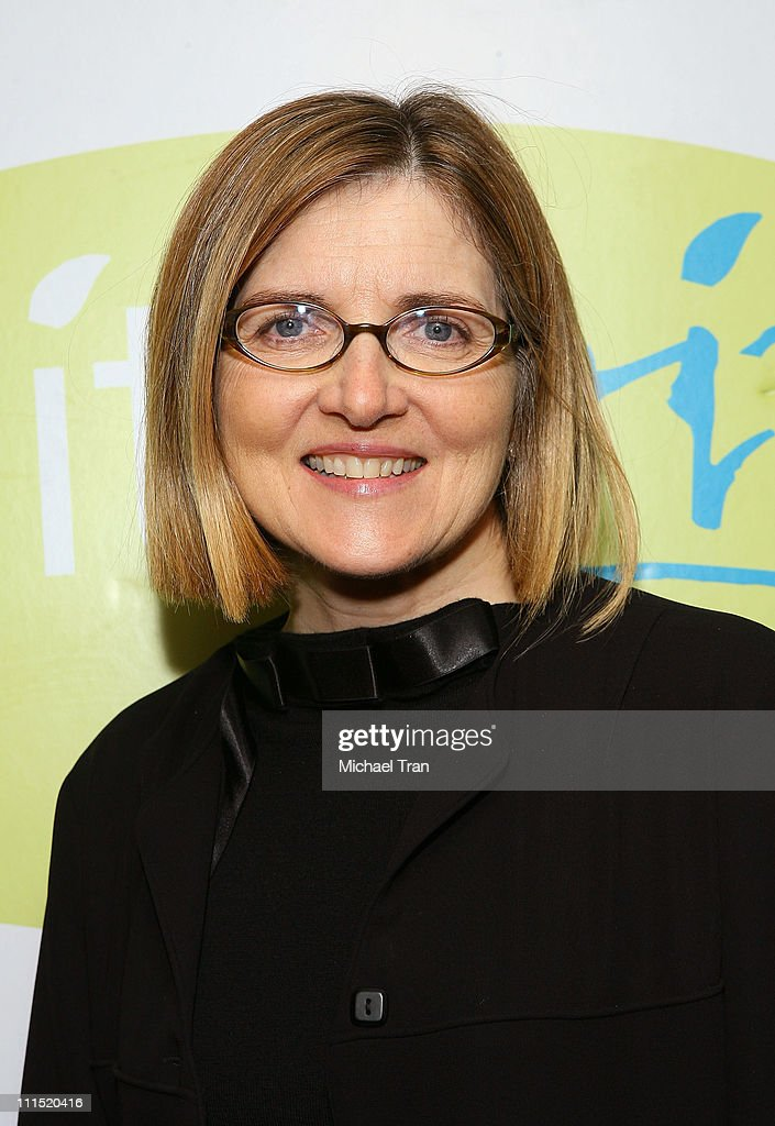 Screenwriter Robin Swicord arrives at the Bold Ink Awards held at The Grammy Foundation on January 24 2008 in Santa Monica California