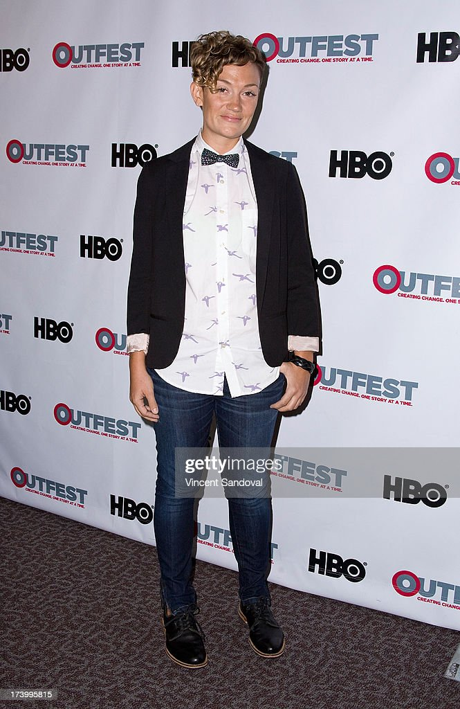 Screenwriter Rosie Haber attends the Outfest Film Festival - Screenwriting Lab Reading at Directors Guild Of America on July 18, 2013 in Los Angeles, California.