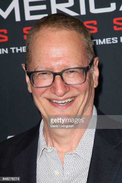 Screenwriter Stephen Schiff attends a Screening of CBS Films and Lionsgate's 'American Assassin' at TCL Chinese Theatre on September 12 2017 in...