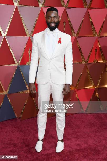 Screenwriter Tarell Alvin McCraney attends the 89th Annual Academy Awards at Hollywood Highland Center on February 26 2017 in Hollywood California