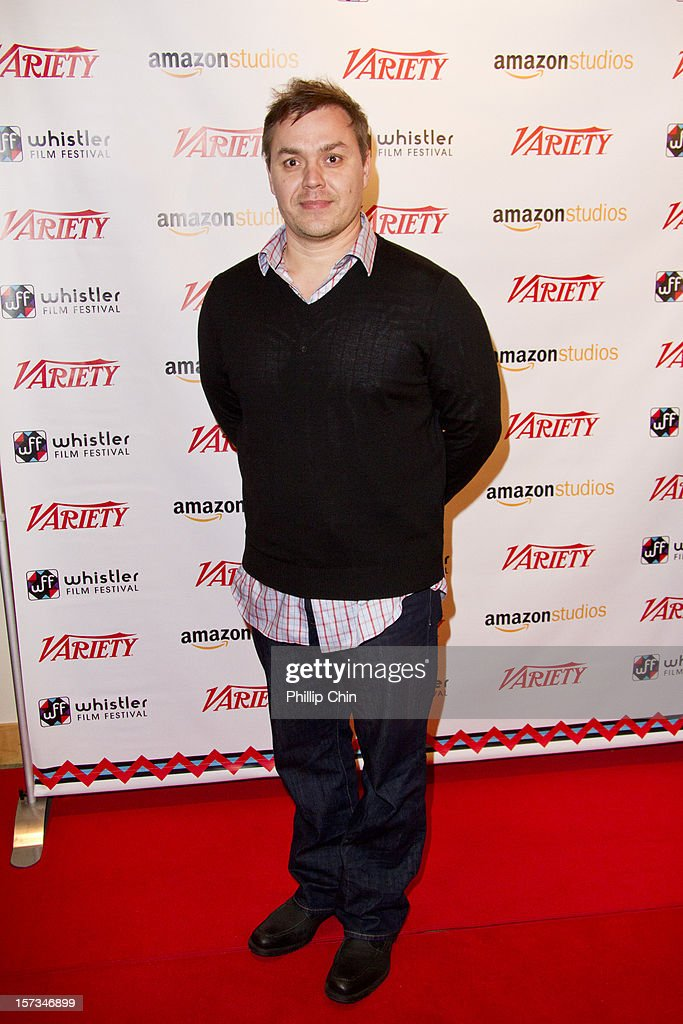 Screenwriter Ted Melfi (St VIncent De Van Nuys) arrives at the red carpet for the 12th Annual Whistler Film Festival - In Conversation With Variety's 10 Screenwriters To Watch on December 1, 2012 in Whistler, Canada.