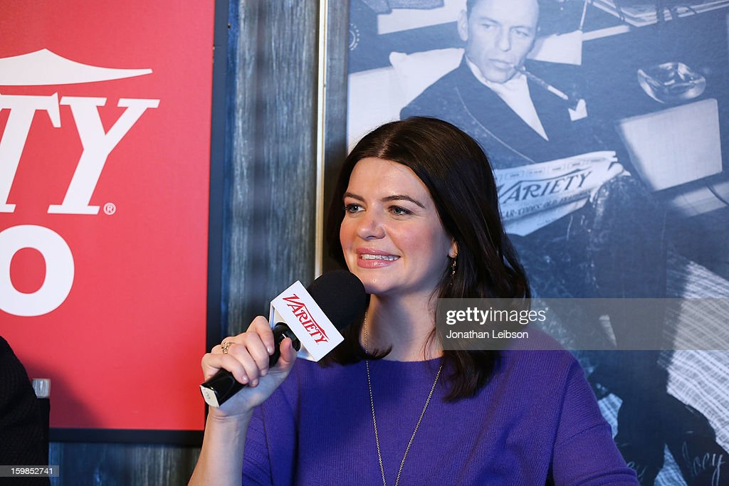 Screenwriter/actress Casey Wilson attends Day 3 of the Variety Studio At 2013 Sundance Film Festival on January 21, 2013 in Park City, Utah.