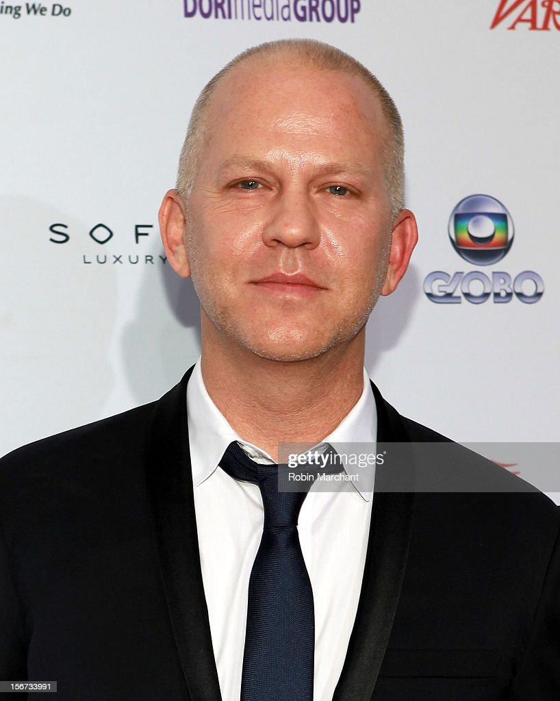 Screenwriter/director/producer Ryan Murphy attends the 40th International Emmy Awards on November 19, 2012 in New York City.