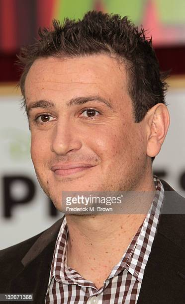 Screenwriter/executive producer Jason Segel attends the Premiere Of Walt Disney Pictures' 'The Muppets' at the El Capitan Theatre on November 12 2011...