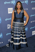 Screenwriter/Producer Shonda Rhimes arrives at the 26th annual GLAAD media awards at The Beverly Hilton Hotel on March 21 2015 in Beverly Hills...