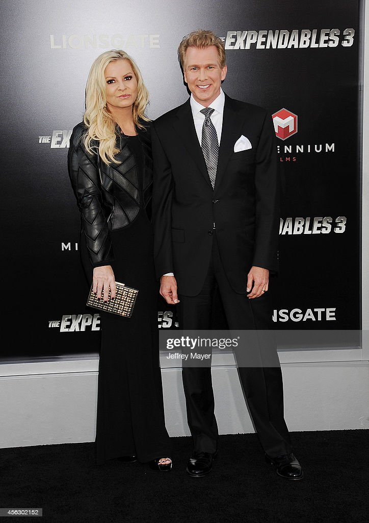 Screenwriters Katrin Benedikt (L) and Creighton Rothenberger arrive at the 'Sin City: A Dame To Kill For' - Los Angeles Premiere at TCL Chinese Theatre on August 19, 2014 in Hollywood, California.