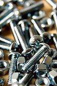Screw bolt nut pattern