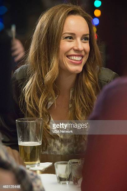 SIRENS 'Screw the One Percent' Episode 206 Pictured Jessica McNamee as Theresa Kelly