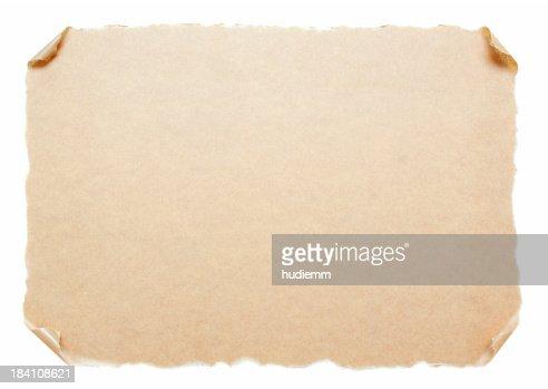 Scroll paper (XXL)