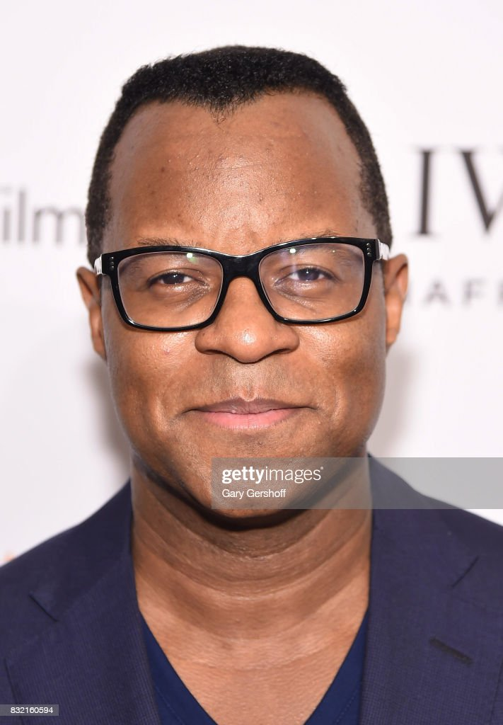 Scrrenwriter, director and professor Geoffrey Fletcher attends the 'Crown Heights' New York premiere at The Metrograph on August 15, 2017 in New York City.