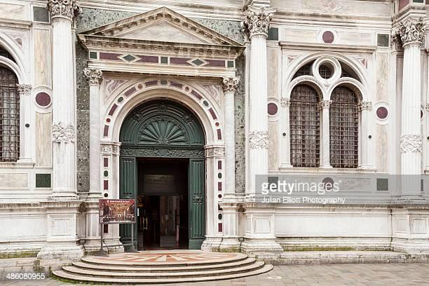 Scula Grande di San Rocco in Venice.