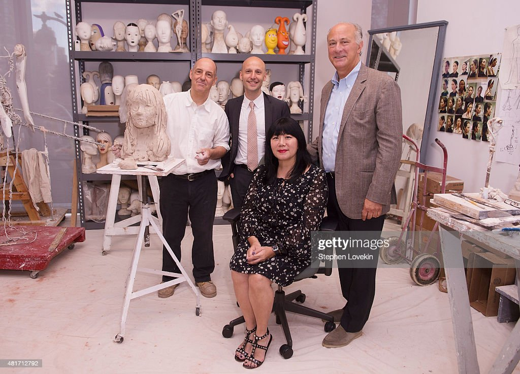 Museum Of Arts And Design Director : The art of mannequin anna sui getty images