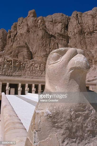 Sculpture at Temple of Queen Hatshepsut