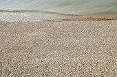 Sea and shingle beach