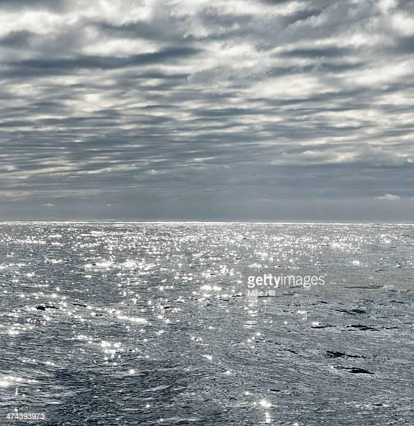 Sea and sky, Iceland