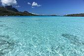 Sea, Bora Bora Island, Tahiti