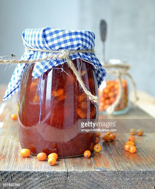 Sea buckthorn jam