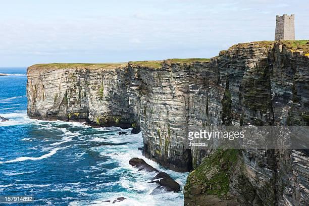 Sea Cliffs at Marwick Head, Orkney