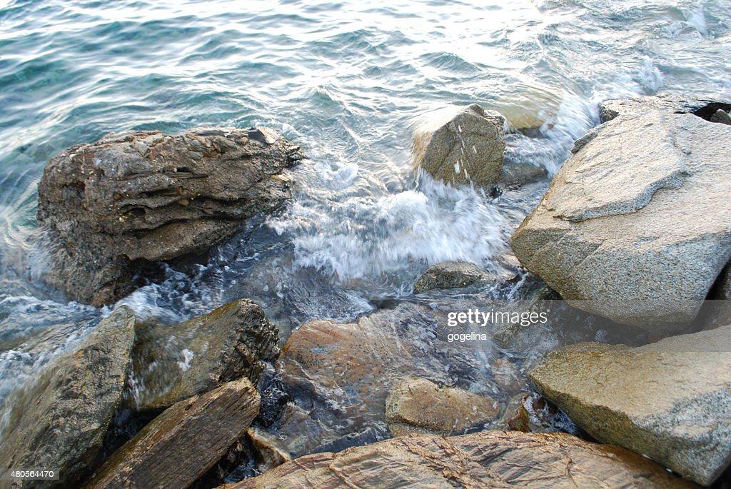 Sea coast : Stock Photo