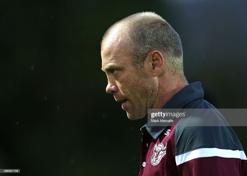 NRL Rd 5 - Sea Eagles v Raiders