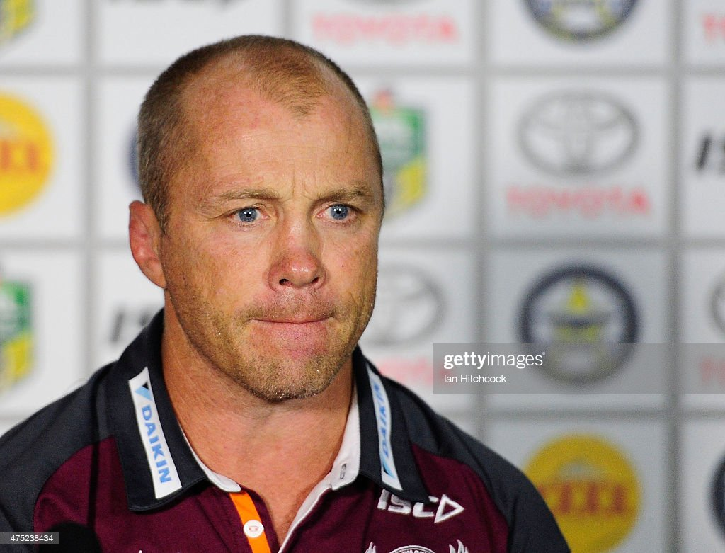 NRL Rd 12 - Cowboys v Sea Eagles