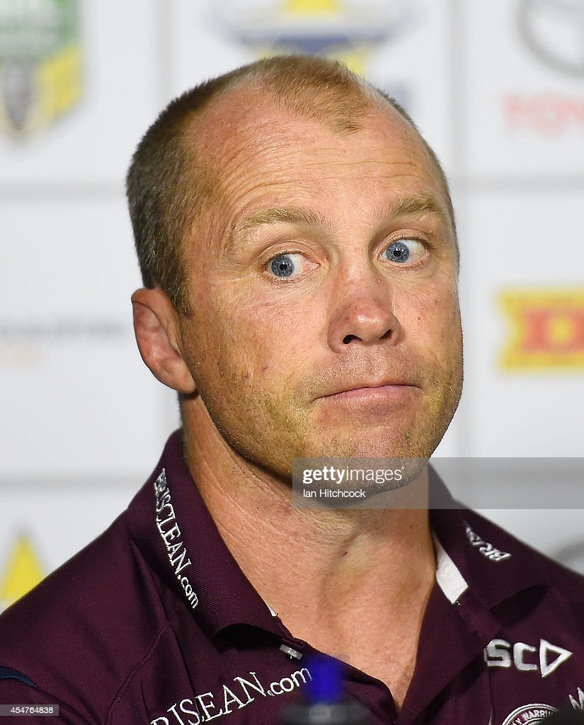 NRL Rd 26 - Cowboys v Sea Eagles