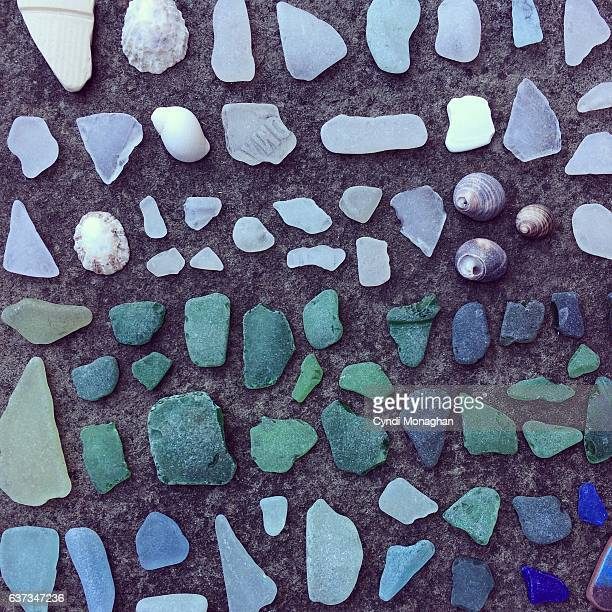 Sea Glass Collection