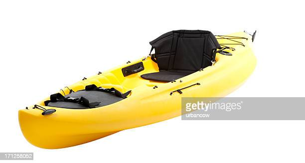 Sea Kayak - with clipping path