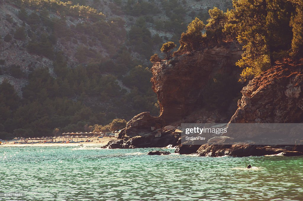 Sea Paradise : Stock Photo