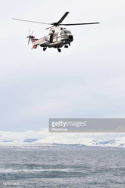 Sea rescue Hubschrauber