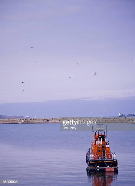 Sea Rescue, Lifeboat, Dun Laoghaire, Ireland