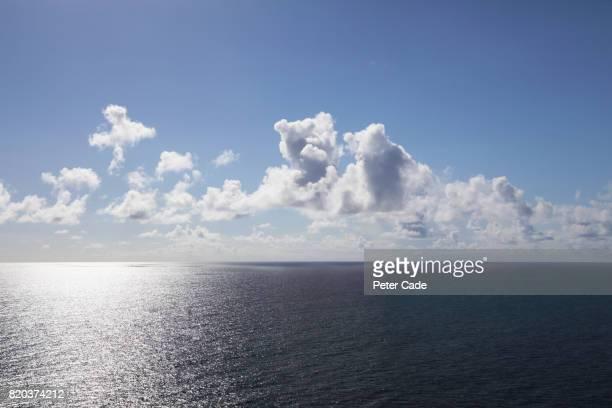 Sea, sky, sunny day