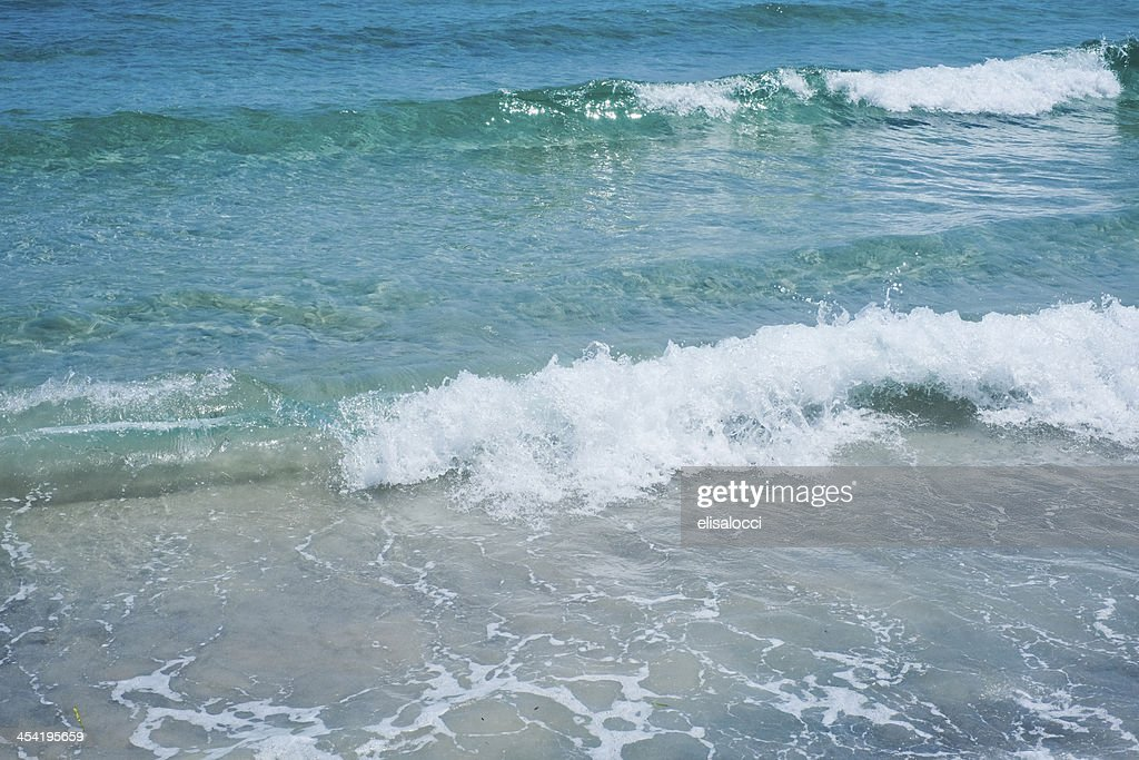 Sea wave : Stock Photo