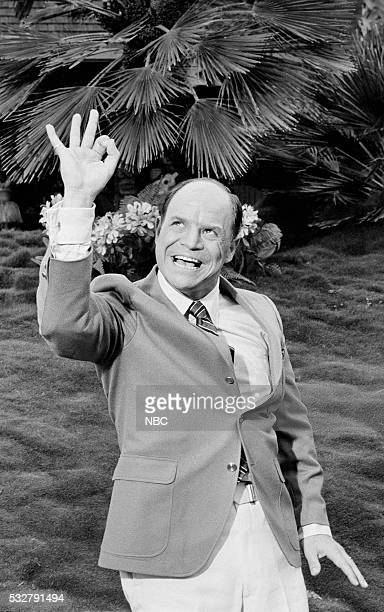 HOUR 'Sea World' Episode 6 Pictured Don Rickles at Sea World San Diego