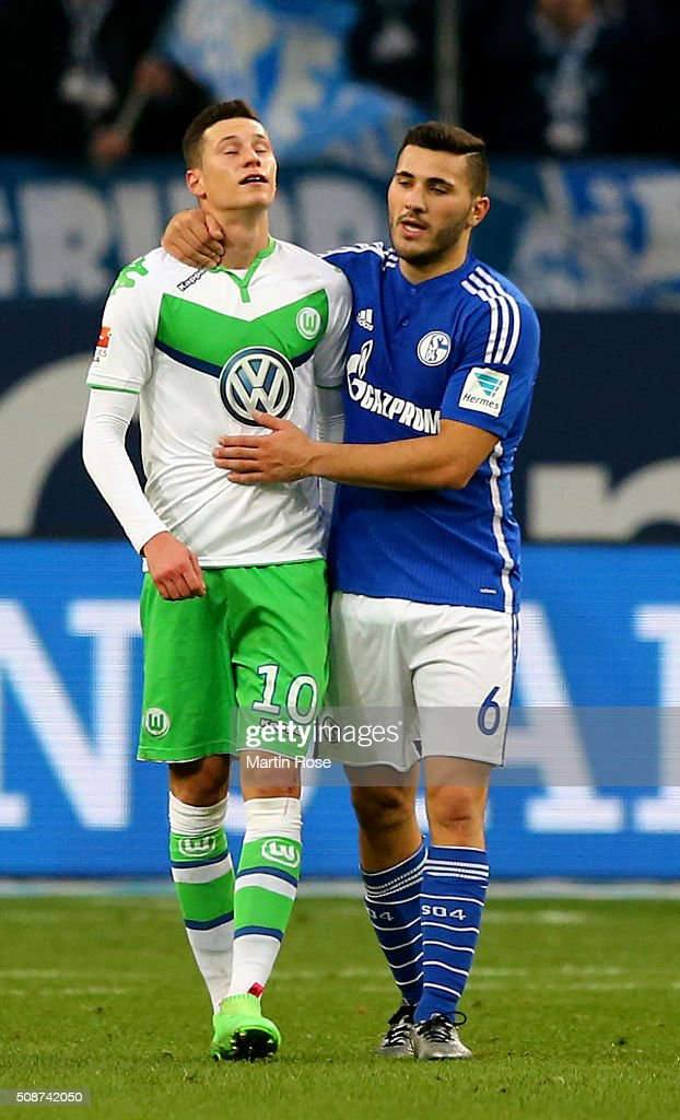 fc schalke 04 v vfl wolfsburg bundesliga getty images. Black Bedroom Furniture Sets. Home Design Ideas