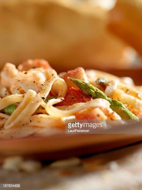 Linguini aux fruits de mer
