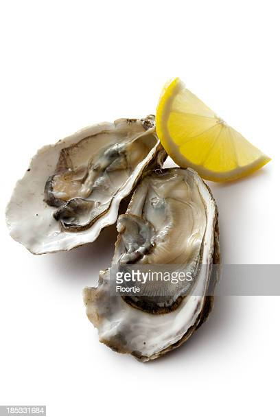 Seafood: Oyster and Lemon