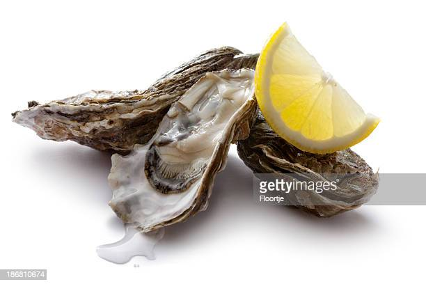 Seafood: Oysters and Lemon