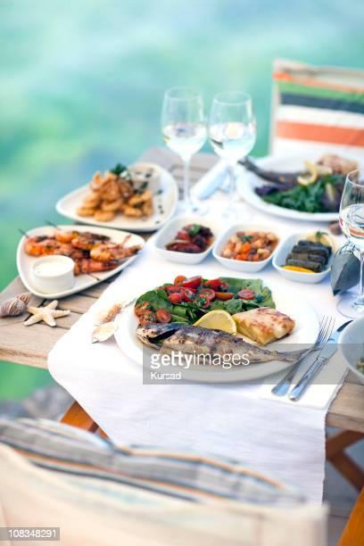 Seafood Setting