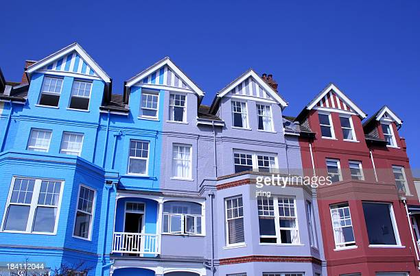 Seafront Houses