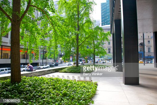 Seagram Building Stock Photos and Pictures | Getty Images