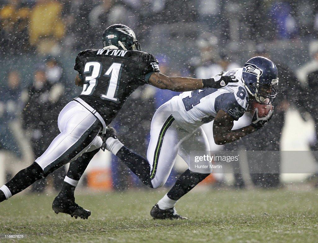 Seattle Seahawks vs Philadelphia Eagles - December 5, 2005