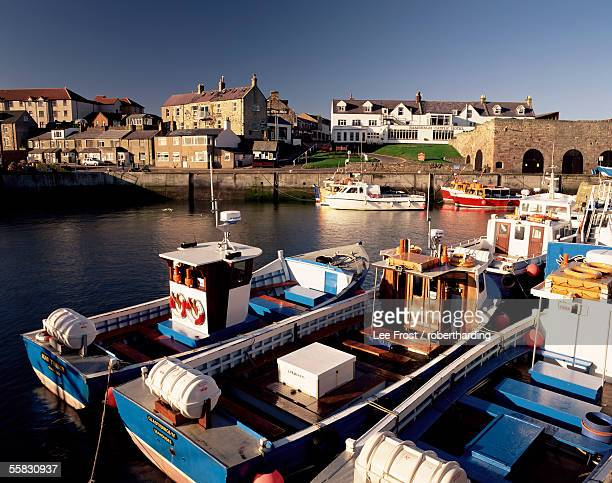 Seahouses, Northumberland, England, United Kingdom, Europe