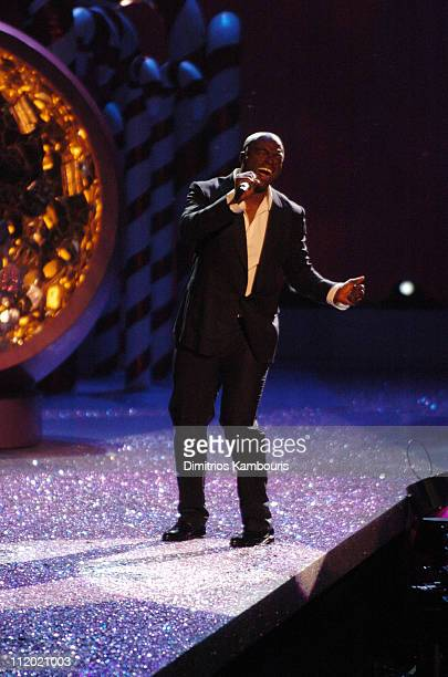 Seal during 10th Victoria's Secret Fashion Show Runway at The New York State Armory in New York City New York United States