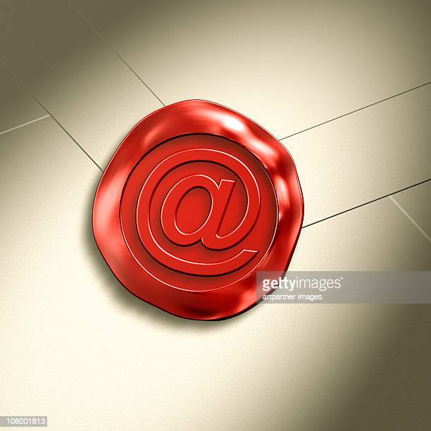 Sealed Electronic Letter with Confidential Content