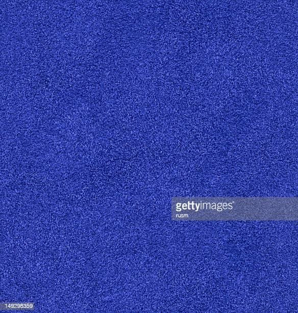 Seamless Blue Felt background