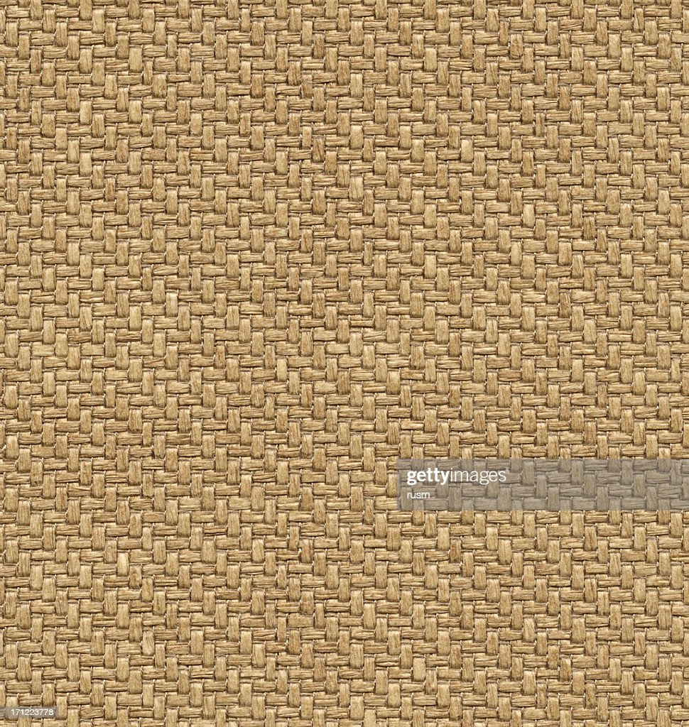 Seamless wicker