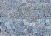 Seamless cobblestone, pavement background
