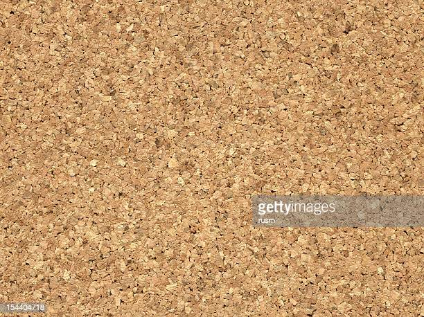Seamless cork texture background